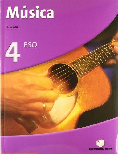 9788430786961: Música, 4 ESO - 9788430786961
