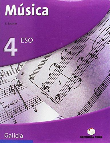 9788430786978: Música 4 Eso - Galicia - 9788430786978