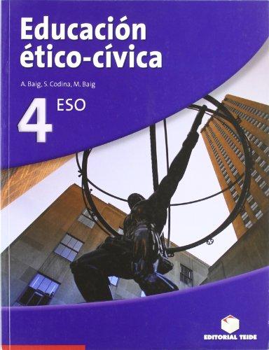 9788430786992: Educación ético-cívica, 4 ESO - 9788430786992