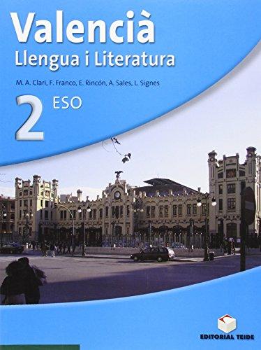 9788430787005: Llengua/Lit. 2 Eso - Valencia - 9788430787005