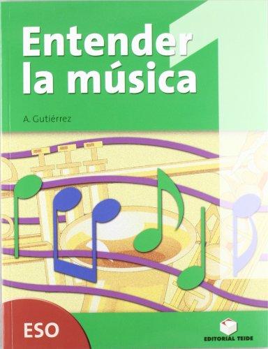 9788430788057: ENTENDER MUSICA C. REFUERZO 1