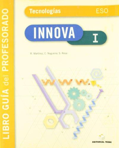 9788430788149: Tecnologías Innova I ESO - Guía didáctica - 9788430788149