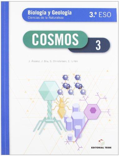 9788430788200: Cosmos 3, biología y geología, ESO