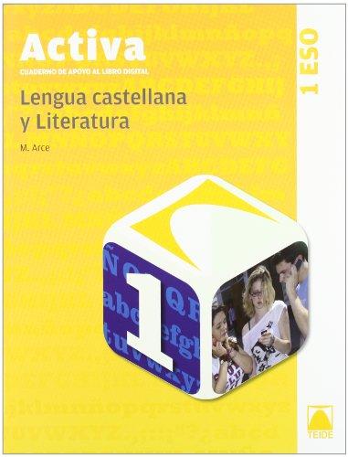 Activa, lengua castellana, 1 ESO. Cuaderno complementario: Mercè . .