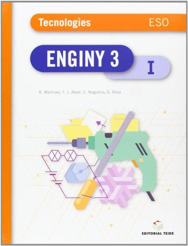 9788430789023: ENGINY TECNOLOGIES 3 ESO (Tri) - 9788430789023