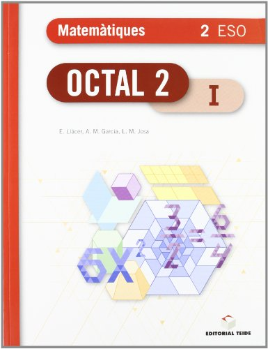 9788430789122: Octal 2. Matemàtiques 2on ESO (trimestral) - 9788430789122