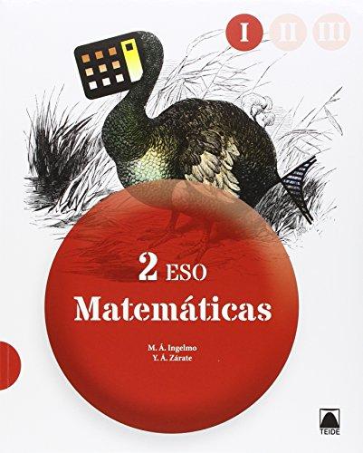 9788430789146: MATEMATICAS 2ºESO 16 TEIMAT32ES