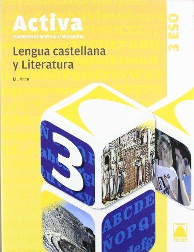9788430789221: Activa. Cuaderno de apoyo al libro digital. Lengua castellana 3º ESO - 9788430789221