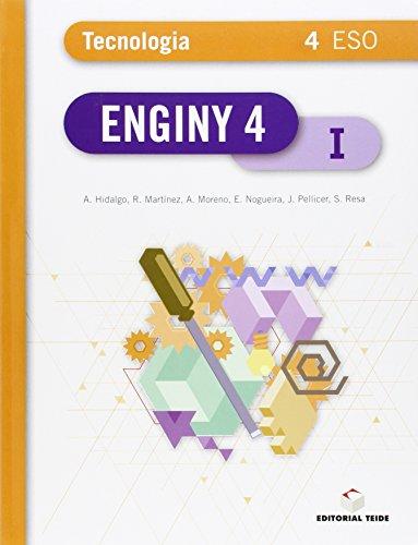 9788430789283: Enginy 4. Tecnologia 4t ESO (trimestral) - 9788430789283