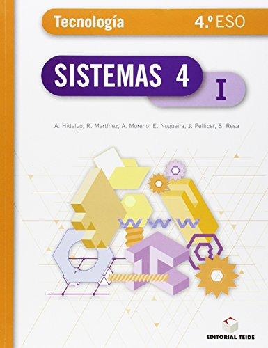 9788430789344: Sistemas - Tecnología 4º ESO (trimestral) - 9788430789344