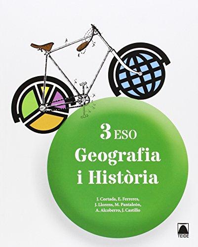9788430790043: Geografia i història 3r ESO - 9788430790043