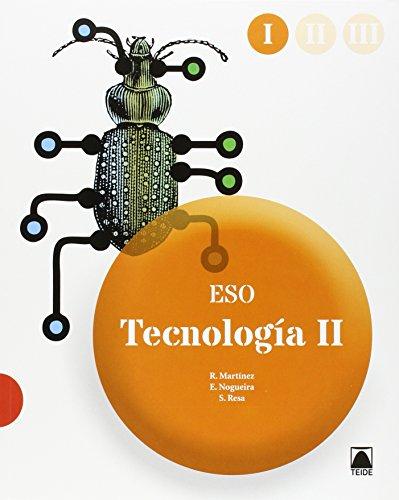 9788430790548: Tecnología II 3ºESO Trimestral