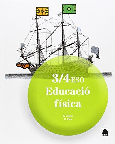 9788430790722: Educació física 3/4 ESO - 9788430790722