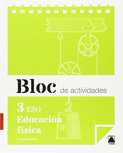 9788430790746: Bloc de actividades. Educación física 3 ESO - ed. 2015 - 9788430790746