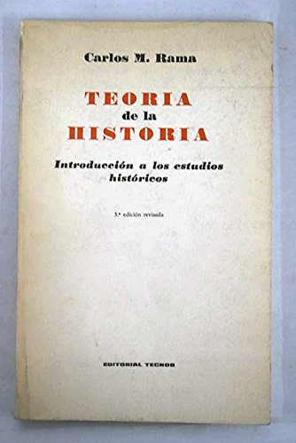 9788430904969: Teoria de la historia