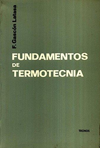 9788430906277: Fundamentos de termotecnia (Spanish Edition)