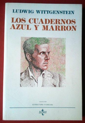 9788430906475: Los Cuadernos Azul Y Marron (Filosofia)