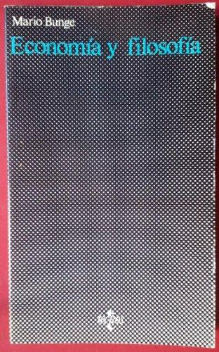 9788430909223: Economia y filosofia (Cuadernos de filosofia y ensayo)