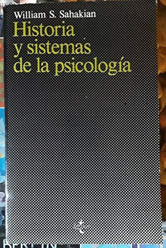 9788430909261: Historia y sistemas de la psicologia
