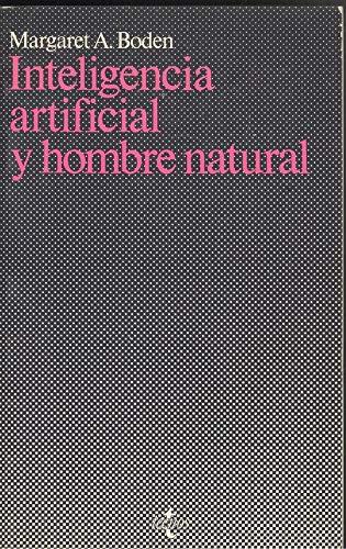 9788430910199: Inteligencia artificial y hombre natural