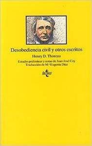 9788430914111: Desobediencia civil y otros escritos / Civil Disobedience and Other Writings (Coleccion Clasicos Del Pensamiento, 32) (Spanish Edition)