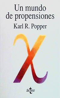 9788430921416: Un mundo de propensiones (Filosofía - Cuadernos De Filosofía Y Ensayo)