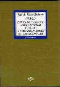 9788430924998: Curso derecho internacional publico y organizaciones internacionale