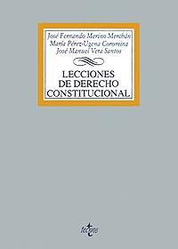 9788430927531: Lecciones de derecho constitucional/ Lessons of Constitutional Law (Spanish Edition)