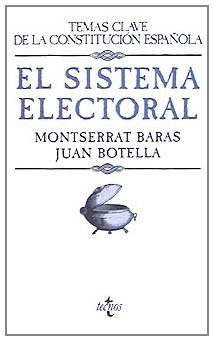 EL SISTEMA ELECTORAL: Juan Botella, Montserrat Baras