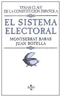 El sistema electoral/ The electoral system (Temas: Juan Botella Ausina,
