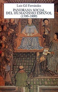 9788430929658: Panorama social del humanismo espanol (1500-1800) (COLECCION VENTANA ABIERTA) (Ventana Abierta/ Open Window) (Spanish Edition)