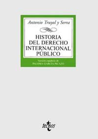 9788430931149: Historia del derecho internacional publico/ History of public international law (Spanish Edition)