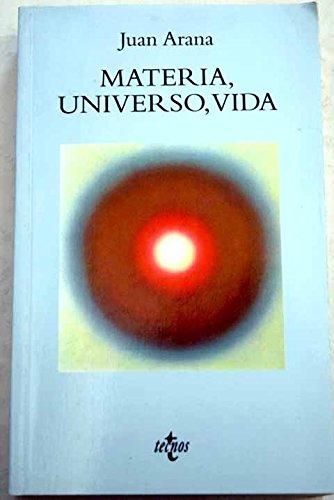 9788430936366: Materia, universo, vida