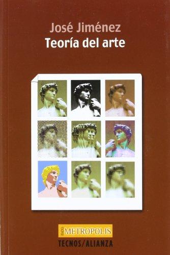 9788430937790: Teoría del arte (Filosofía - Neometrópolis)