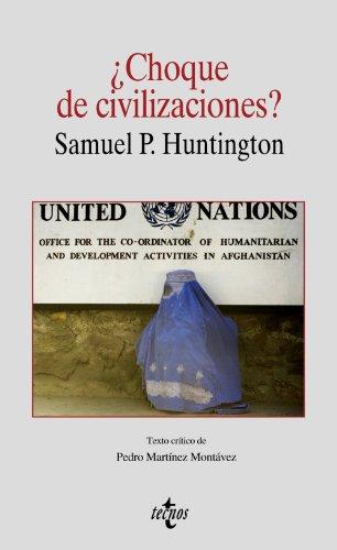 9788430937905: ¿Choque de civilizaciones? (Filosofía - Cuadernos De Filosofía Y Ensayo)