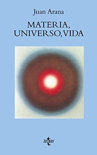 9788430938377: Materia, universo, vida (Ventana Abierta)