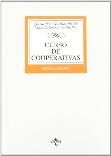 CURSO DE COOPERATIVAS: Morillas Jarillo, María