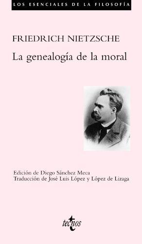 9788430939541: La genealogia de la moral (Filosofia) (Spanish Edition)