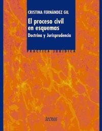 9788430940325: El proceso civil en esquemas / The Civil Process Schemes: Doctrina Y Jurisprudencia (Derecho) (Spanish Edition)