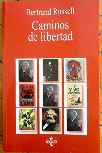 9788430940806: Caminos De Libertad / Freedom Highway (Filosofia) (Spanish Edition)