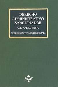 9788430942466: Derecho Administrativo Sancionador / Administrative Rights Sanctioning (Biblioteca Universitaria De Editorial Tecnos / University Library of Editorial Tecnos) (Spanish Edition)