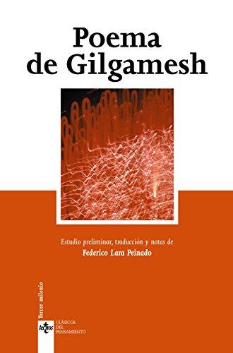 9788430943395: Poema De Gilgamesh / Gilgamesh Poetry (Clasicos del pensamiento / Thought classics) (Spanish Edition)