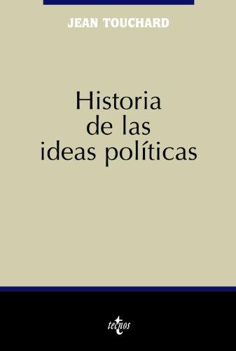 9788430943555: Historia de las ideas políticas (Ciencia Política - Semilla Y Surco - Serie De Ciencia Política)