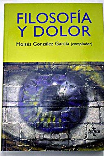 9788430943647: Filosofia Y Dolor/ Philosophy And Pain (Ventana Abierta / Open Window) (Spanish Edition)