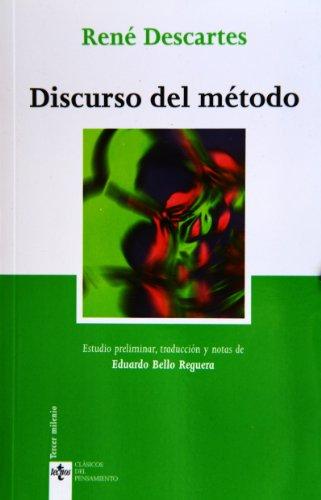 9788430943715: Discurso del metodo (CLASICOS DEL PENSAMIENTO) (Spanish Edition)