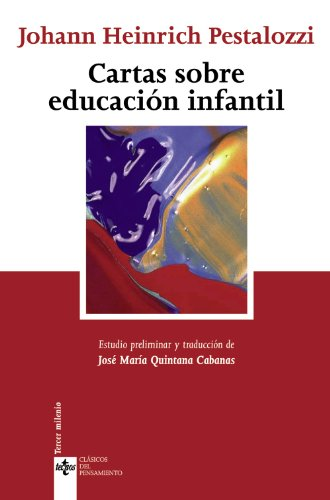 9788430944194: Cartas sobre educacion infantil / Letters on early childhood education (Spanish Edition)