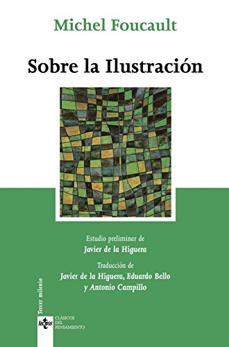 Sobre la ilustracion/ About Illustration: Foucault, Michel/ Higuera,