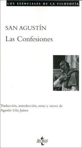 9788430944309: Las Confesiones (Spanish Edition)