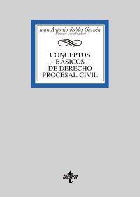 9788430944538: Conceptos basicos de Derecho Procesal Civil/ Basic Concepts of procedural civil law (Derecho-Biblioteca Universitaria) (Spanish Edition)
