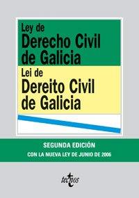 9788430944644: Ley de Derecho Civil de Galicia/ Civil Rights Law of Galicia: Lei de Dereito Civil de Galicia (Spanish Edition)